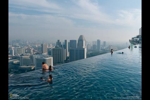 Marina Bay Sands, Singapore by Moshe Safdie